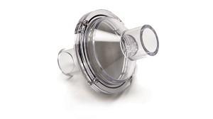 Spirometerblaashoofd voor Spirometer 0378
