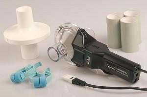 Spirometer is vervangen door BT82i