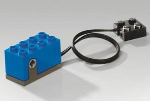LEGO DACTA Positiesensor 9V