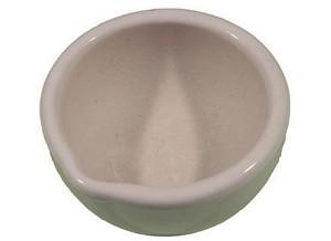 Mortier, D = 100 mm, porselein
