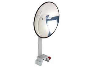 Ultrasoon parabolische spiegel
