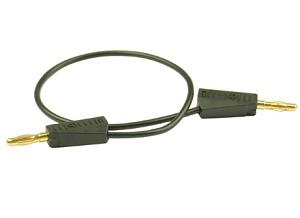 Geleidende verbinding, 25 cm, zwart
