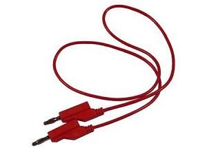Geleidende verbinding, 75 cm, rood