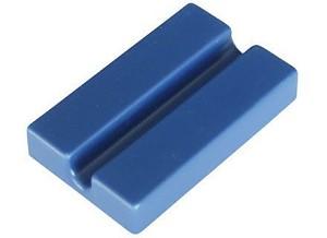 Dekplaat voor staafmagneten