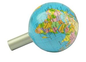 Model van de aarde voor aardmagnetisch veld