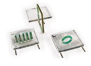 Geleiders voor magnetische velden set van 3