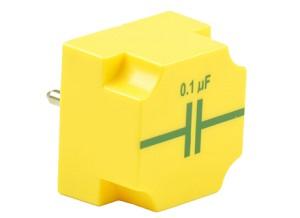 EIC condensator 01 µF