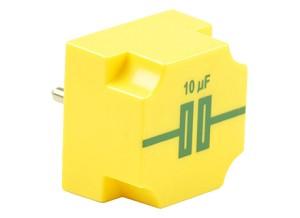 EIC condensator 10 µF