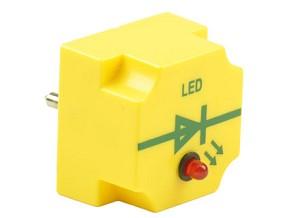 EIC LED rood