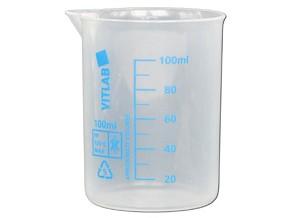 Bekerglas plastic 100ml