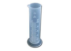 Maatcilinder plastic 100ml