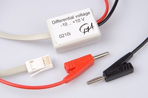 Spanningsensor (-10..10V)   (differentiële)