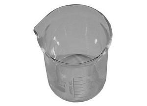 Bekerglas, 100 ml, laag
