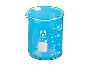 Bekerglas, 150 ml, laag
