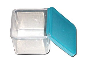 Houdertje met deksel, plastic, (vervangen door DG630-5A)