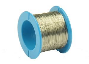 Weerstanddraad D = 0,2 mm, spoel, blauw