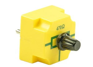 EIC potentiometer 470 Ohm