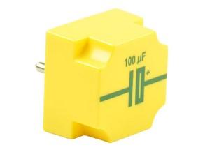 EIC condensator 100 µF