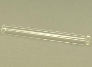 Glazen buis, recht, D = 8/5 mm, L = 80 mm